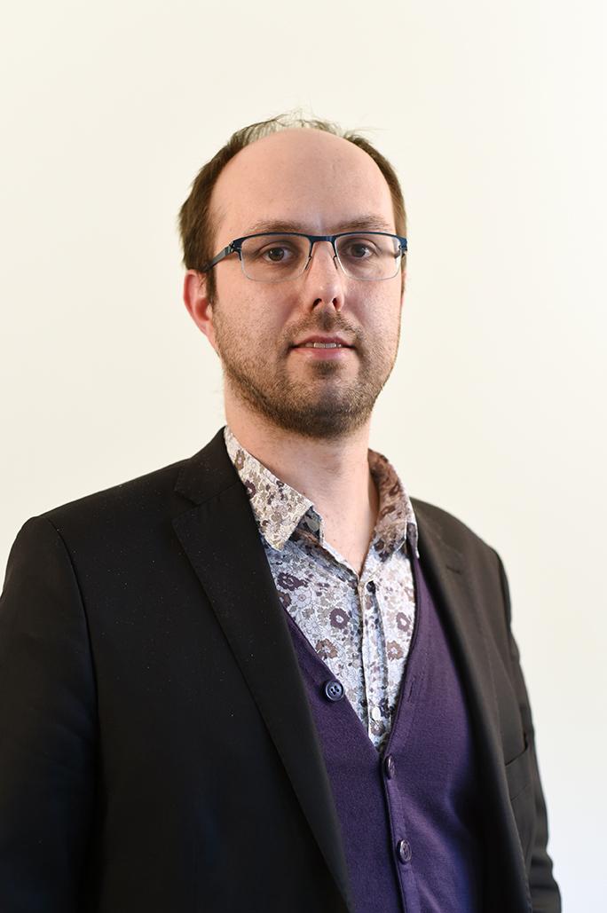 Thierry Paux, sous-directeur à la DGS