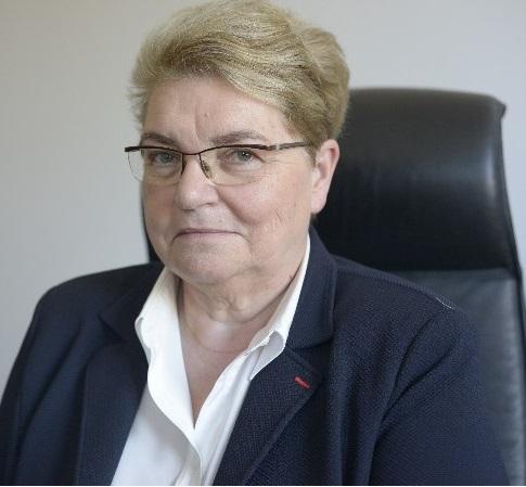 Catherine Geindre. Photo: conférence des directeurs généraux de CHU