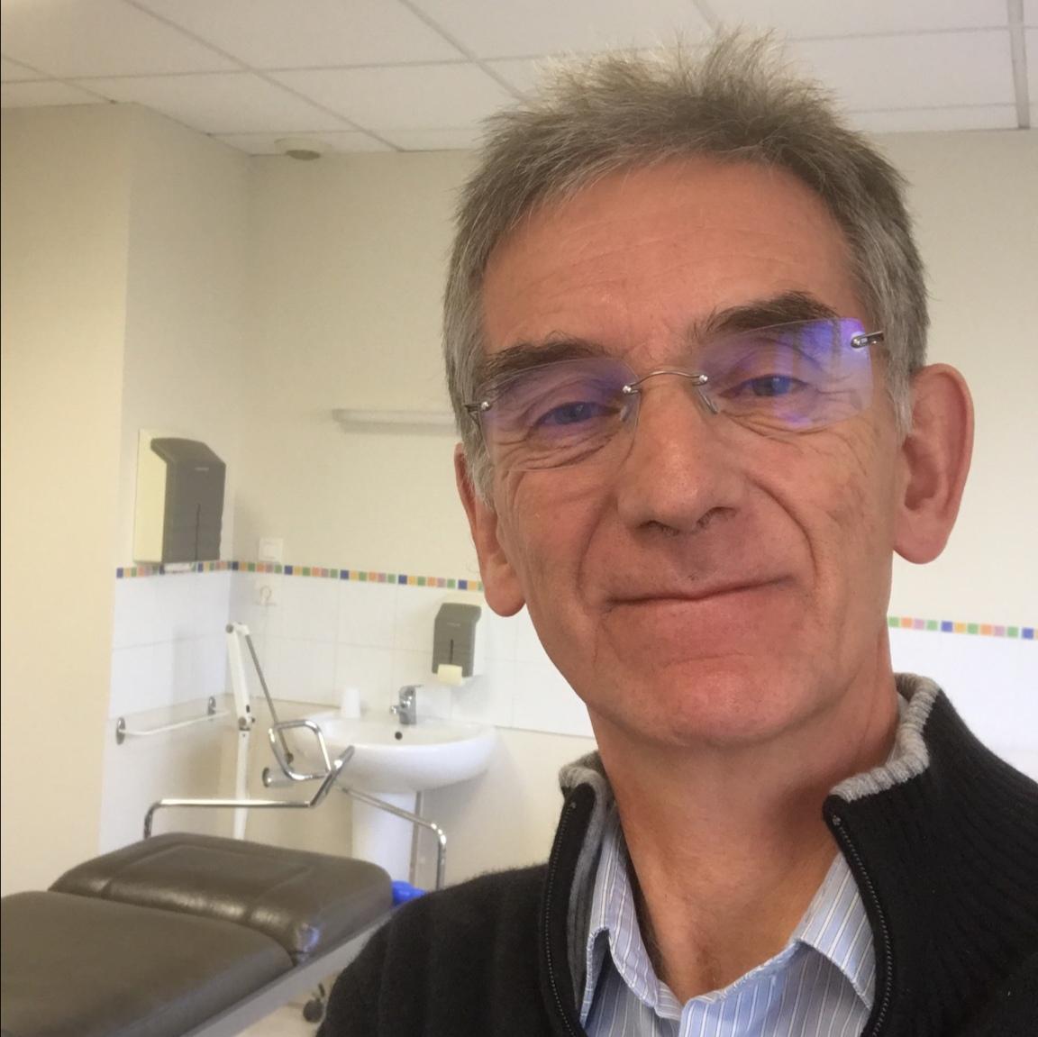 Claude Leicher, président de la fédération des CPTS - copyright Claude Leicher