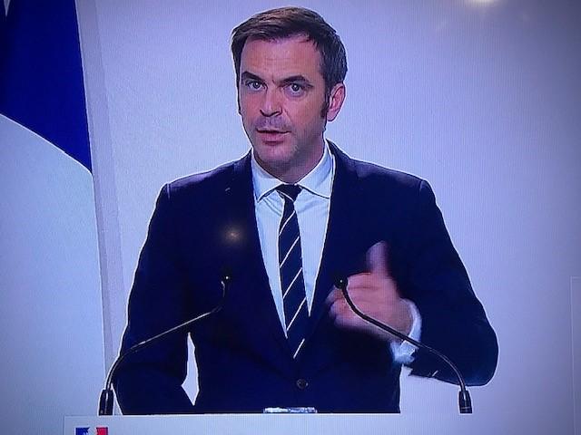 Olivier Véran, conférence de presse du 12 novembre