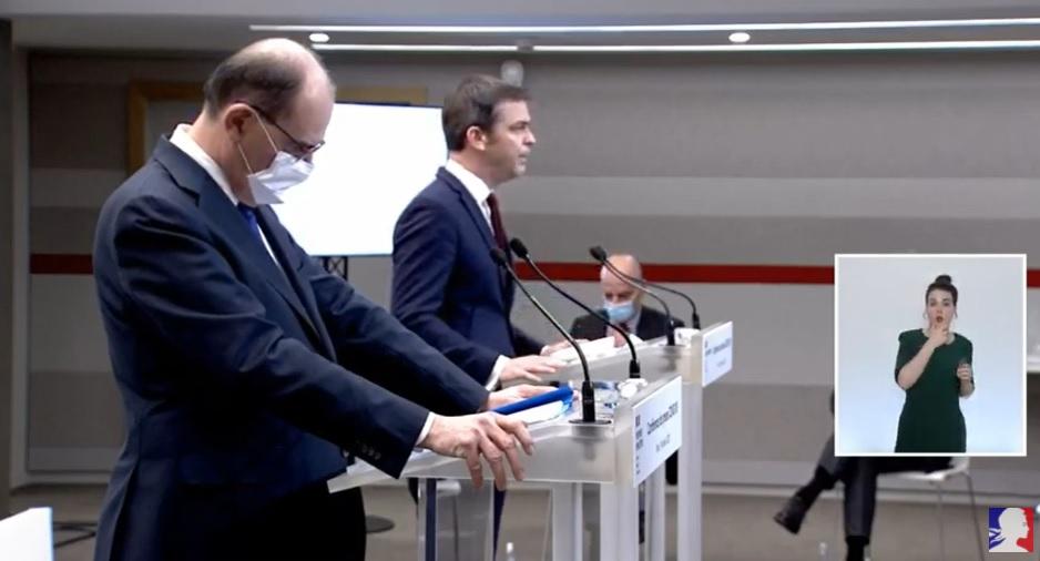 Conférence de presse gouvernementale sur le Covid-19 du 14 janvier 2021